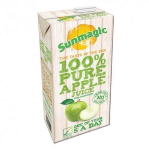Carton Sun Magic Fresh Apple 24x 200ml