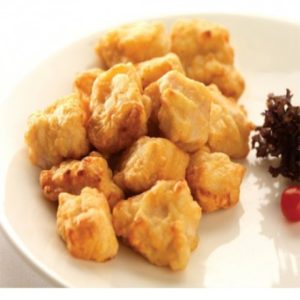 Bag Battered Chicken Chunks 1kg