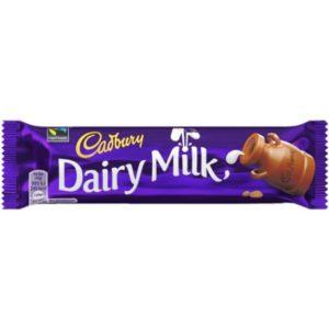 Cadbury's Dairy Milk 48 x 45g