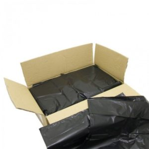 Black Bags x 200 per box