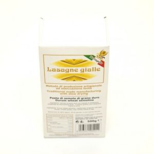 Lasagne Sheets x 500g