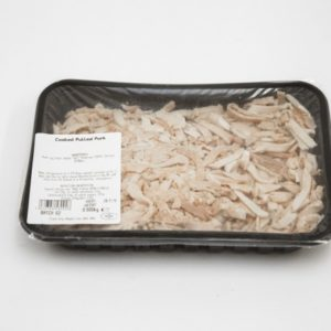 Chilled Pulled Pork x 500g