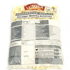 Luxury Mash Potato X 2.5KG Bag
