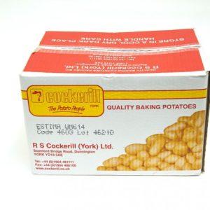 Jacket Potatoes 40 x 15kg
