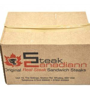 Rump Steak x 50