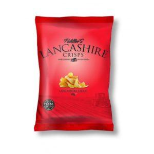 Lancashire Crisps - Lancashire Sauce 24 x 40g