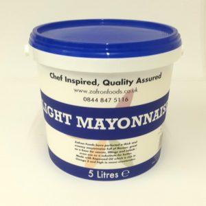 5L Mayo light Sterling