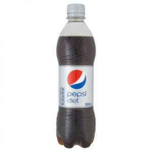 500ml Diet Pepsi x 24