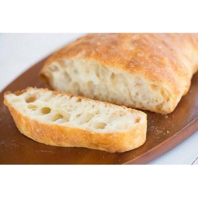 Ciabatta Bread 40 x 120grm