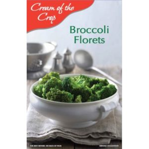Frozen Broccoli x 2.5kg