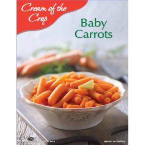 Frozen Baby Carrot x 2.5kg