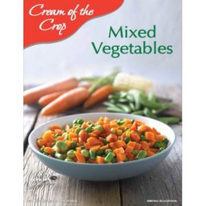 Frozen Mixed Vegetables x 2.5kg