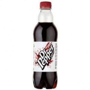 500ml Dr Pepper Zero x 12