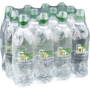 Sutton Springs Lemon & Lime Water 12x500ml