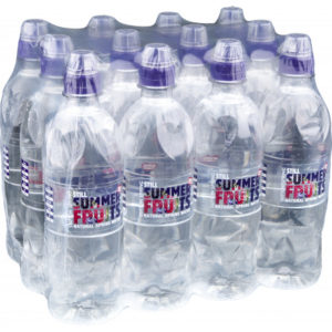 Sutton Springs Summer Fruits Water 12x500ml