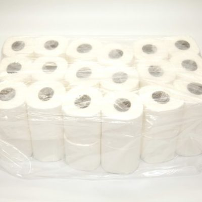 Toilet roll (White) 2ply x 36pack (320 sheets)