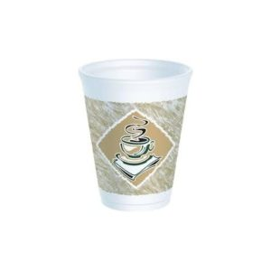 10oz Dart Cafe G Cups x 1000