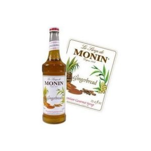 Le Sirop De Monin x 1tr GINGERBREAD