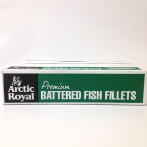 Battered Cod 5.6oz  x 24
