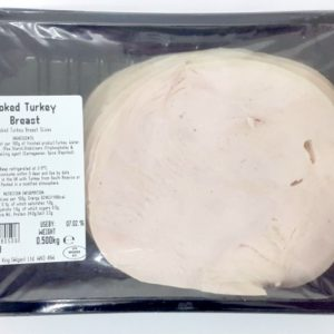 Sliced Turkey x 500g