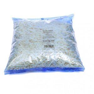Bag Mature Grated Cheddar 2kg Churn Valley