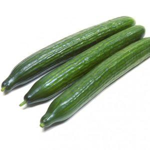 1/2 case cucumbers