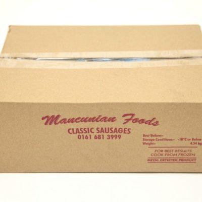 Classic 8 Sausages x 10lb
