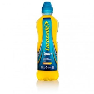 Lucozade Sport Orange 12 x 500ml