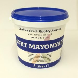 5L Mayo light Sterling