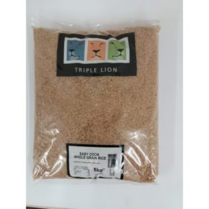 Long Grain Easy Cook Wholegrain Rice x 5kg