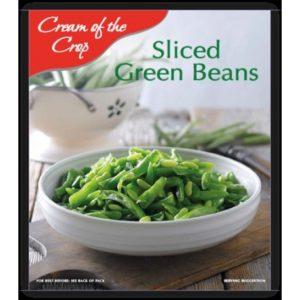Frozen Green Beans x 2.5kg