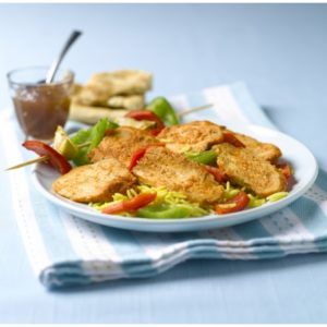 Bag Cajun Fillets Meadowvale x 1kg